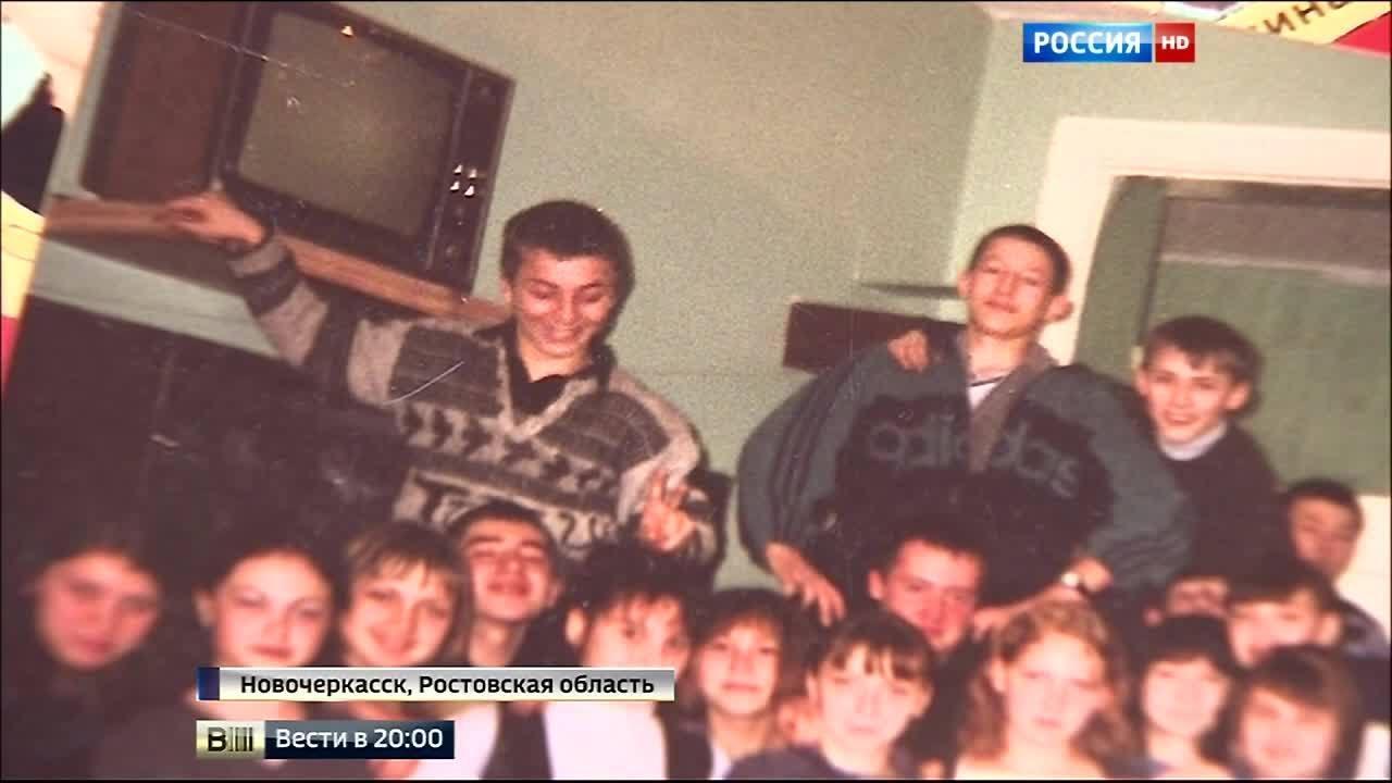 Александр Позынич. Морпех, с которым прощался весь Новочеркасск