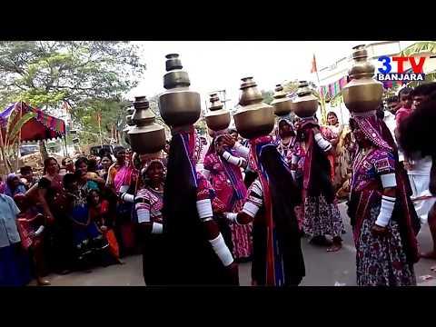 "Banjara Ladies Dance on ""Chinuku Pani Pado "" Song with Traditional Dress | 3TV BANJARA"