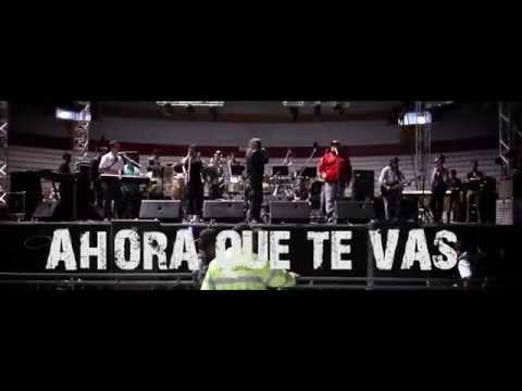 HEREDIA - Ahora que te vas de mi Lyric video HD se�ora cumbia 2015 (Oficial)