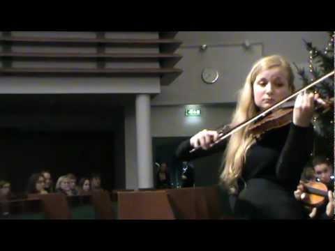 Pablo de Sarasate: Carmen Fantasy with orchestra