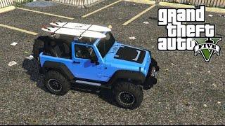 Jeep Wrangler Mod | GTA 5 PC Vehicle Mods