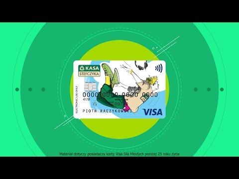 Karta Visa Dla Młodych