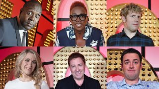 Stand-up Comedy about Transport: Michael McIntyre, Rachel Parris, Gina Yashere, Jason Manford...
