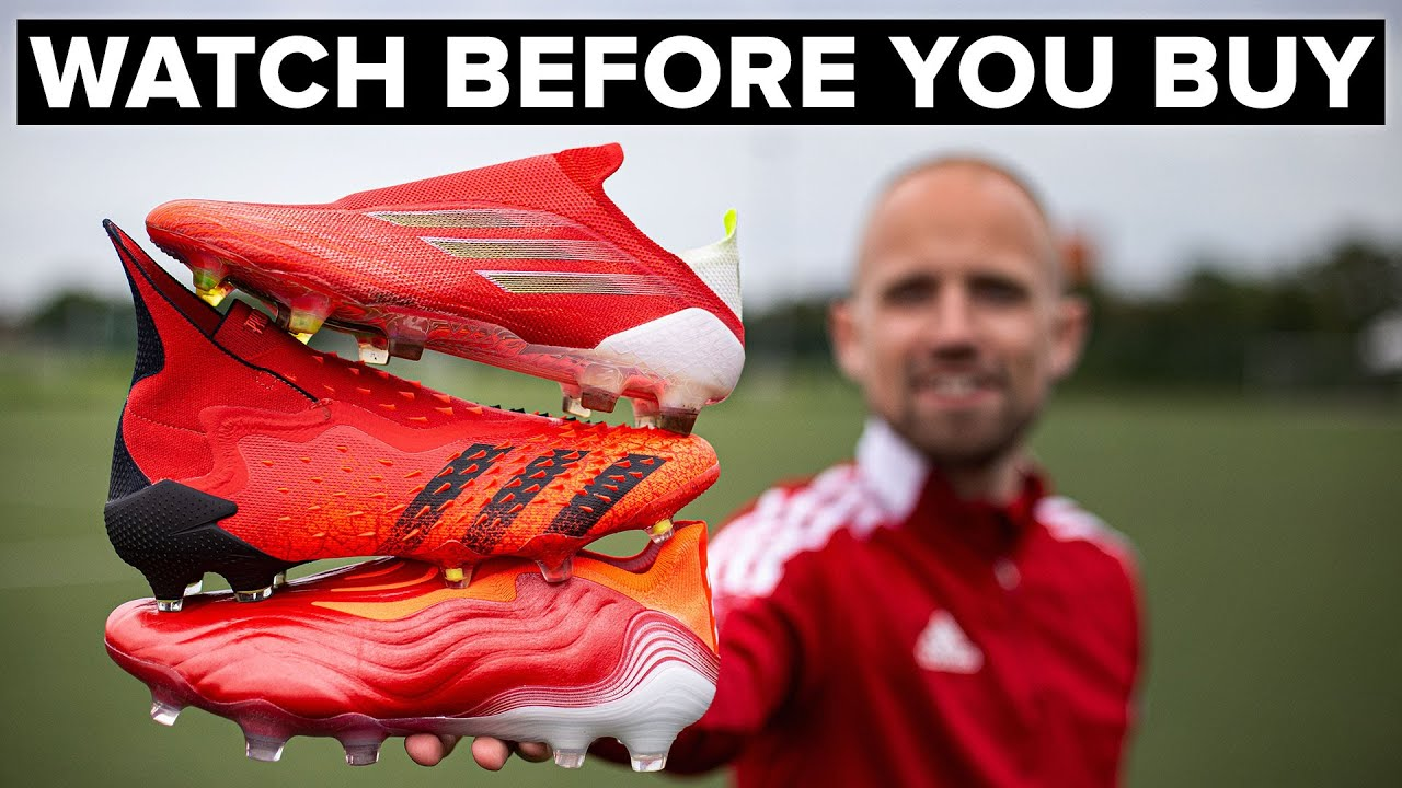 What you need to know about the NEW adidas boots