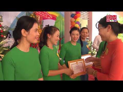 Trường mầm non Sơn Ca đạt chuẩn quốc gia cấp độ 1.