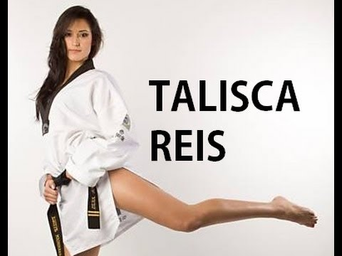 Hot girls of taekwondo