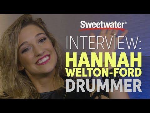 Hannah Welton-Ford Interviewed by Sweetwater