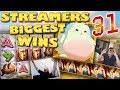 Streamers Biggest Wins – #31 / 2018