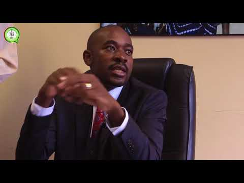 Emmerson Mnangagwa is a failure Chamisa. #263Chat