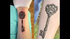 Skeleton Key Tattoo Meaning