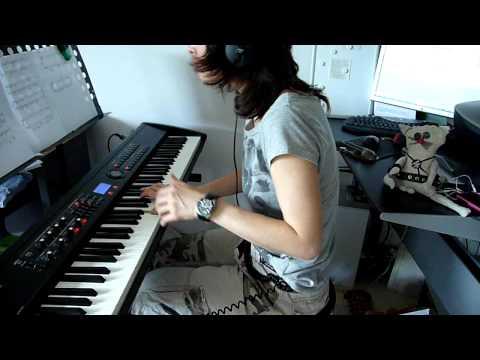 Nine Inch Nails - Piggy - piano cover [HD] mp3