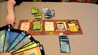 DGA Plays: Lost Cities Card Game w/ Dad & Vinnie Jr. (Ep. 4 - Gameplay / Let