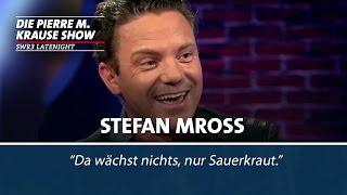 Stefan Mross und Pierre M. Krause haben keinen Bartwuchs