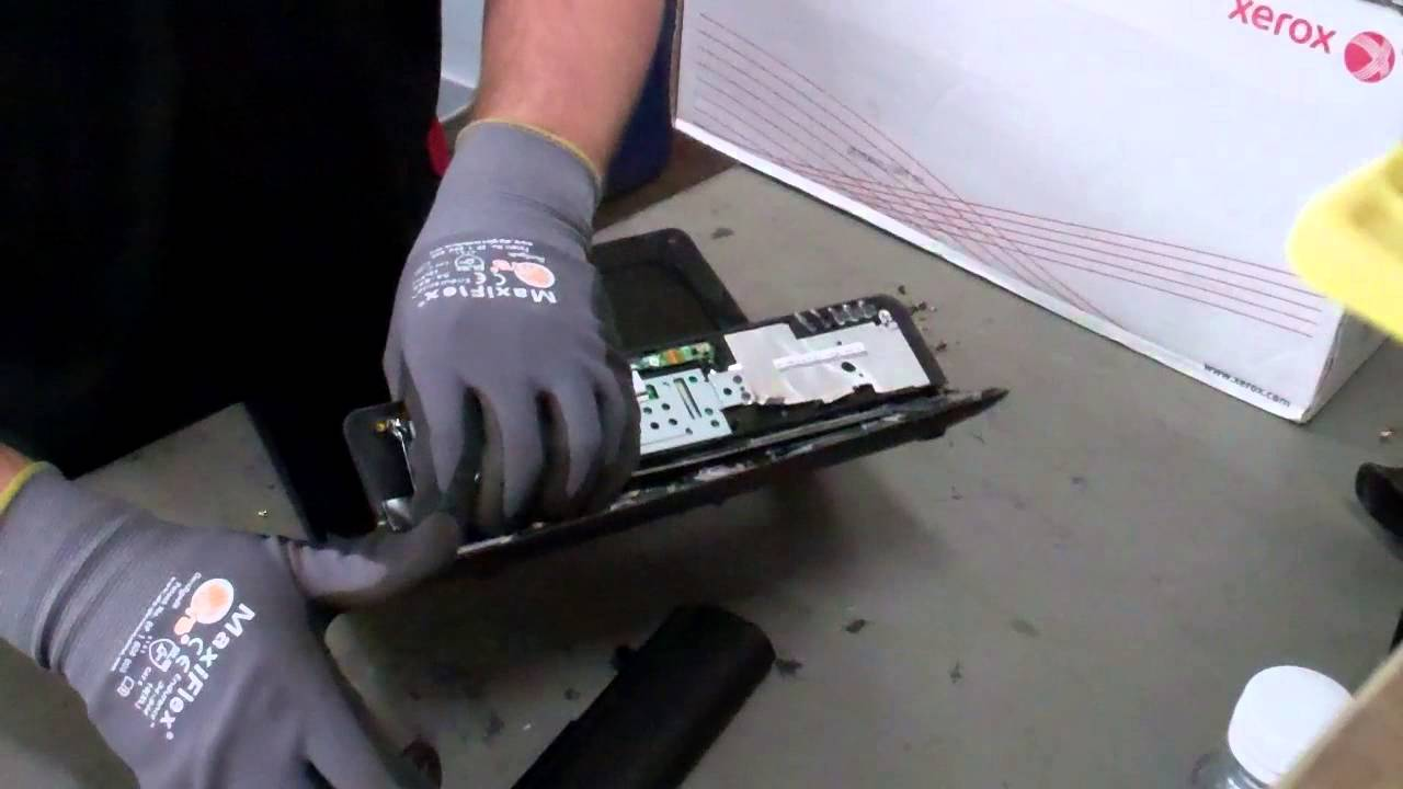 ASUS Eee PC Netbook Hard Drive Removal