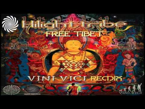 Hilight Tribe - Free Tibet (Vini Vici Remix) (Bass Boosted)