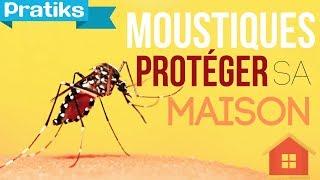 Comment protéger sa maison des moustiques naturellement