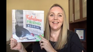 eSafeKids Book Reading: The Fabulous Friend Machine
