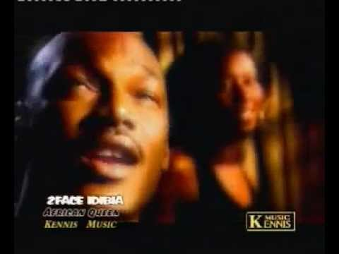 2Face - African Queen Remix [Official video]