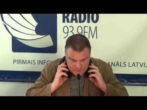 Латвия сегодня.Политолог Эйнарс Граудиньш 17.09.13г