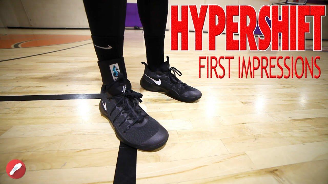 Nike Hypershift On Feet
