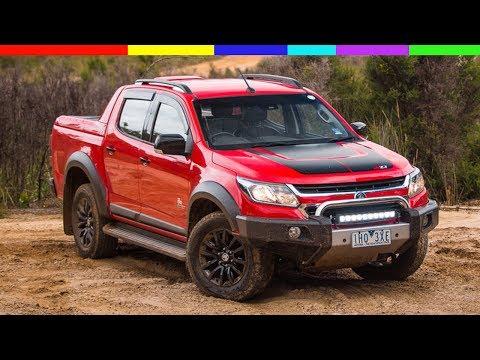 2018 HSV/Walkinshaw Colorado: HSV's new ute exposed - Automobile 5s