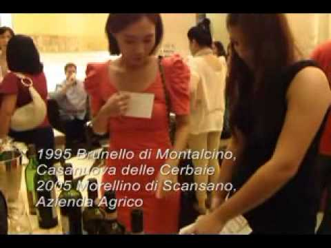 Drink good vintage wines in Manila, Philippines