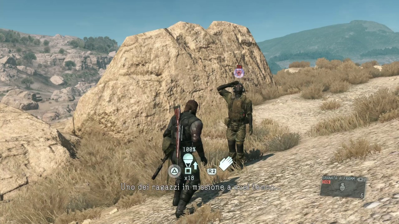 The Phantom Pain 1 Msf Soldier Youtube