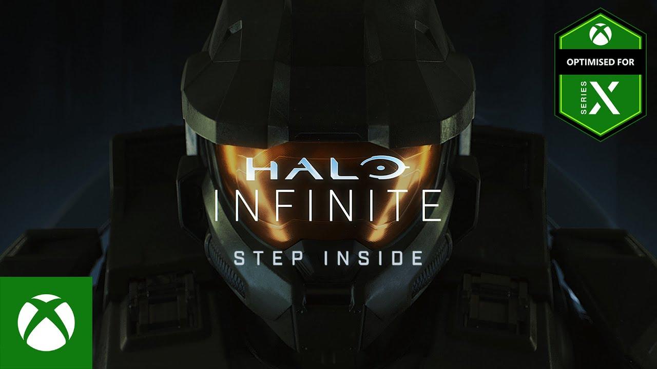 HALO INFINITE - Cinematic Trailer