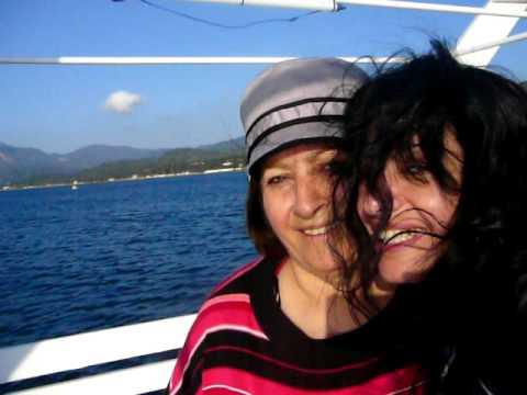 LATTAKIA SYRIA  VACATION MOM AND I