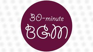 30-min of Christmas-Jazz music BGM mix...5(longtime)