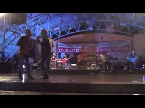 [KONSERT TRIBUTE ACHIK SPIN] Utusan Rindu- KhaliSShari&Real SPIN ft Awis