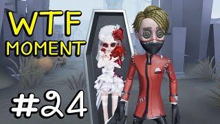 Funny WTF Moments Ep.24 Gameplay Identity V