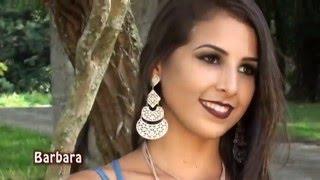 Candidatas à Rainha FEMAI Itaporanga-SP 2016