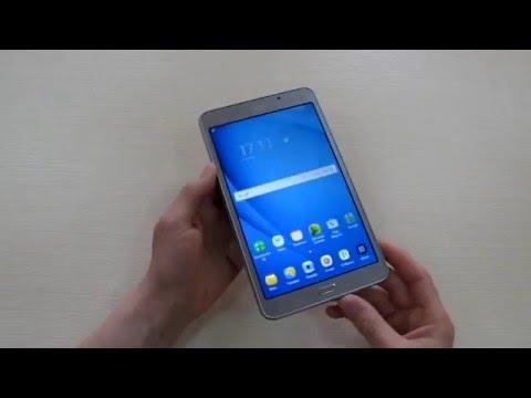 Samsung Galaxy TAB A7 2016.  Обычный планшет для всех!