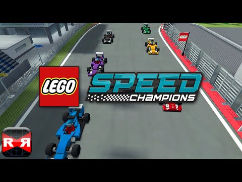 LEGO Speed Champions (By LEGO Systems) - iOS / Android - Gameplay Video