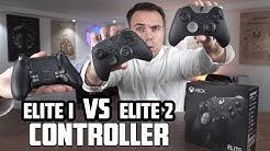 Fail? Oder der beste Controller? Elite Controller 2 vs 1 | Xbox Elite Series 2 im Test & Vergleich