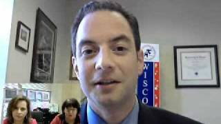 RNC Chair Candidate Reince Priebus on Life & Marriage