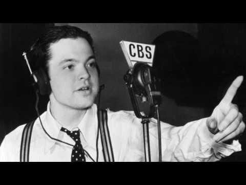 War of the Worlds Original 1938 CBS Broadcast