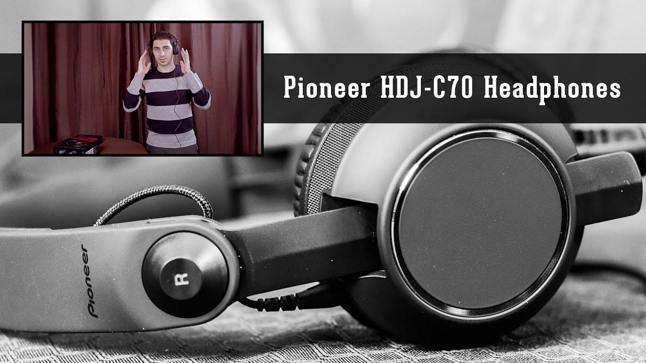 Pioneer HDJ-C70 Black