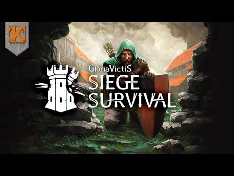 Siege Survival: Gloria Victis | Medieval Survival Sim |