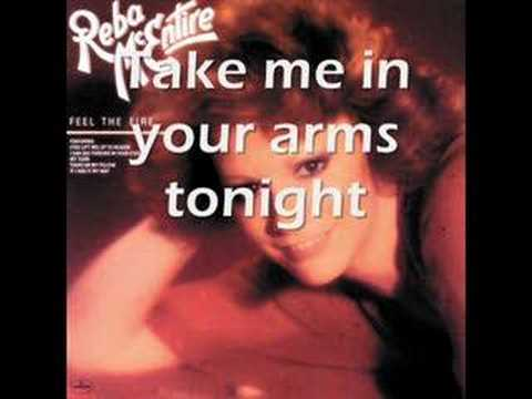 I Can See Forever In Your Eyes- Reba McEntire