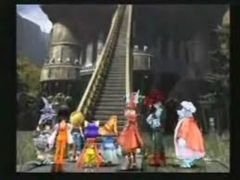 Final Fantasy 9: The Story Summary - Full Game