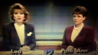NEWS 12 LONG ISLAND, NY-September 23, 1993 -Lea Tyrrell, Patti Ann Browne