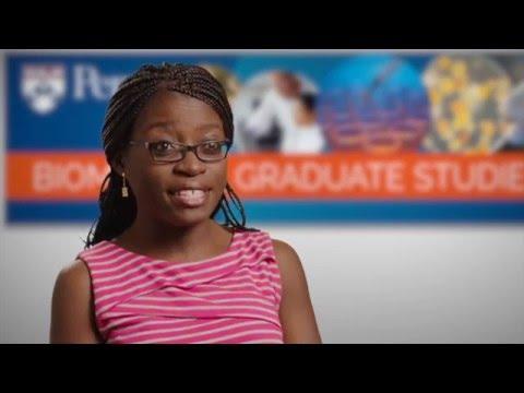Awo Layman, PhD Student in Biomedical Graduate Studies, Penn