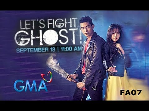 Let's Fight Ghost❤️  on GMA-7 OST