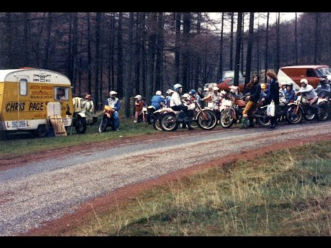 Autocycle Union Youth Division. Inter Centre Team Trial about1987