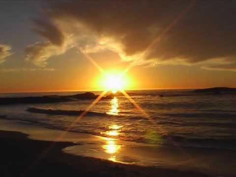 Sunset puestas de sol youtube for Hora puerta del sol
