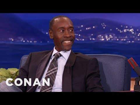 Don Cheadle: My