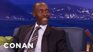 "Don Cheadle: My ""Iron Man"" Suit Is Racist"
