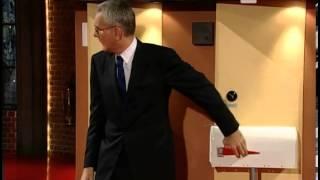 Die Harald Schmidt Show - Folge 1006 - 2001-11-28 - Ewa Zieniewicz, Dr. Brömme in Rostock